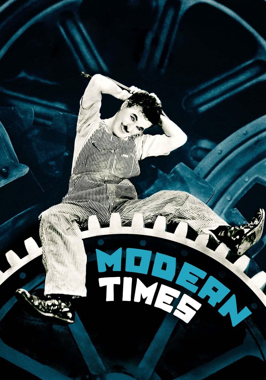 Постер фильма Новые времена 1936