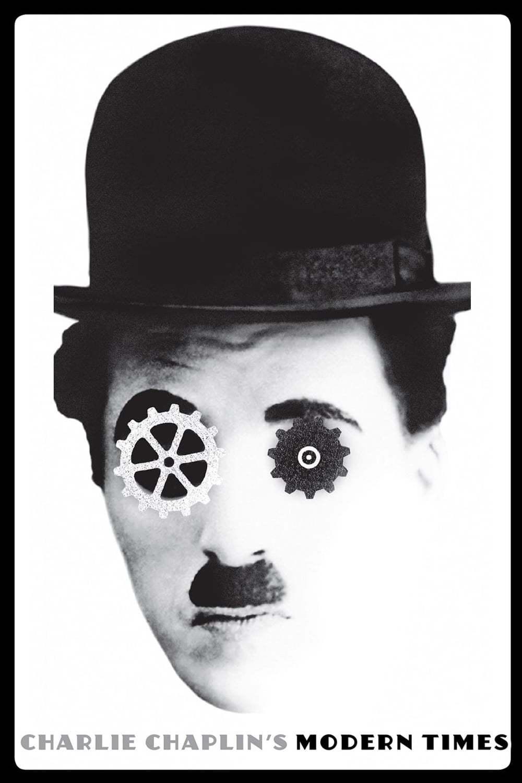Постер фильма Новые времена Modern Times 1936