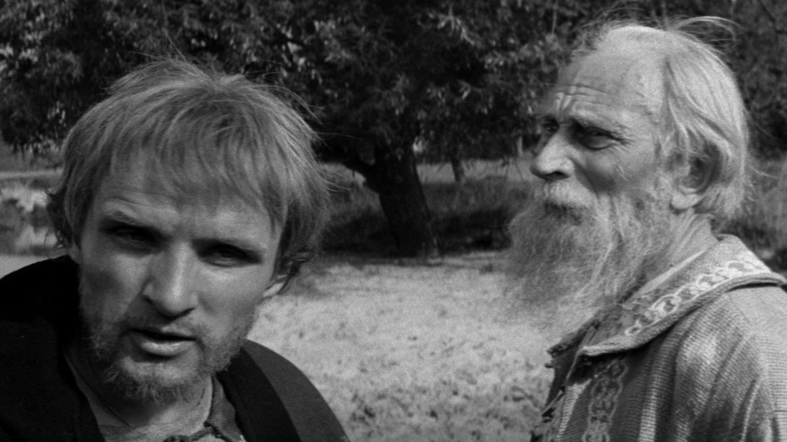 Кадры из фильма  Андрей Рублев 1966