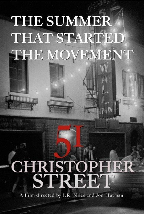Постер фильма 51 Christopher Street 2022