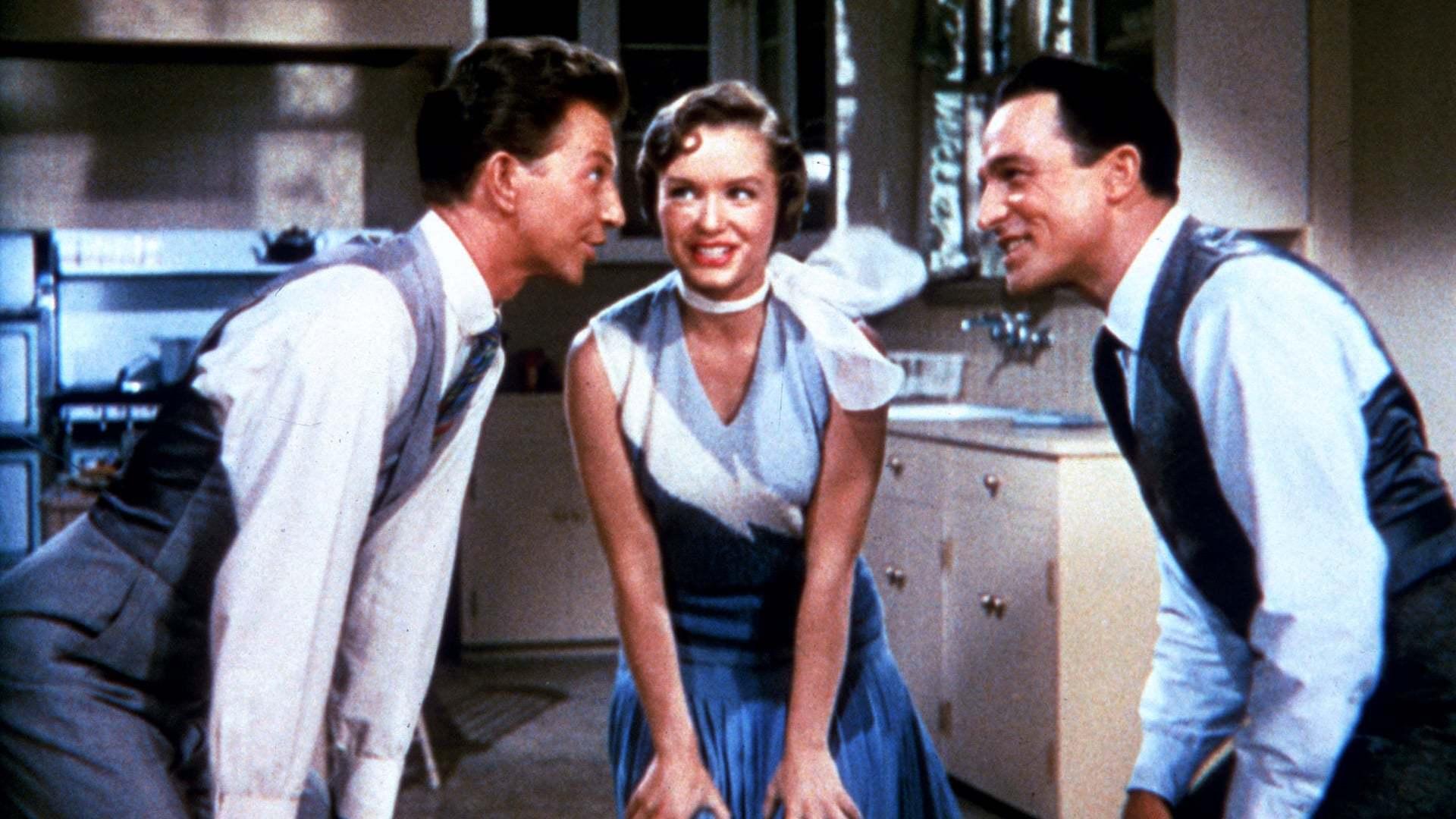 Кадры из фильма Поющие под дождем Singin' in the Rain 1952