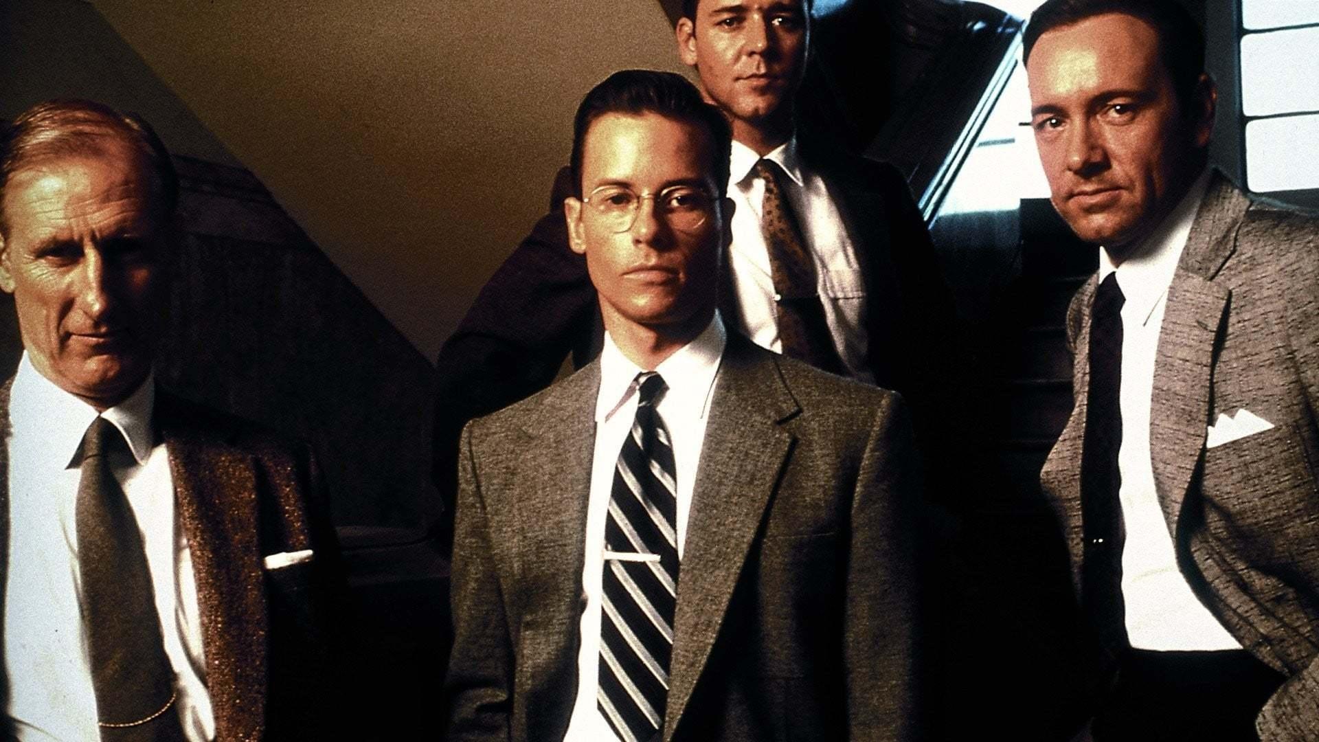 Кадры из фильма Секреты Лос-Анджелеса L.A. Confidential 1997