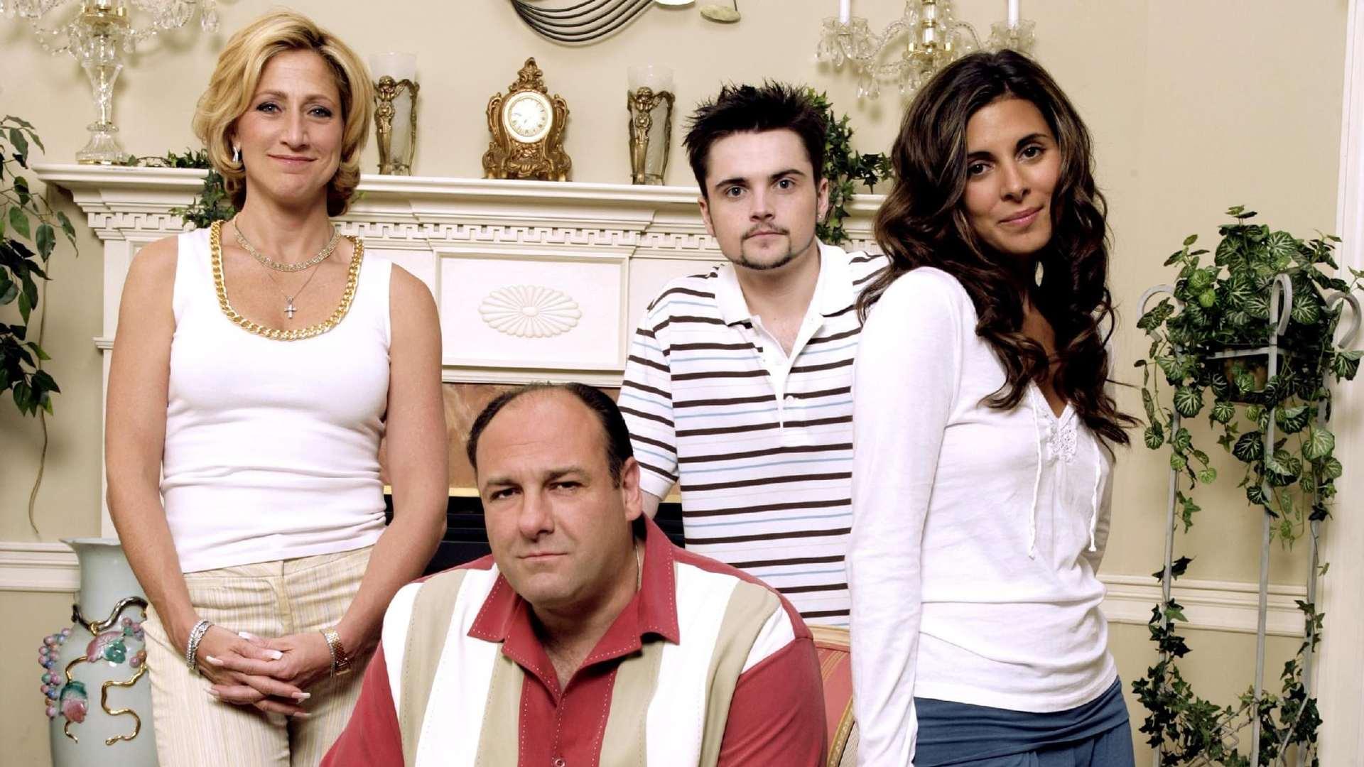 Кадры из фильма Клан Сопрано The Sopranos 1999