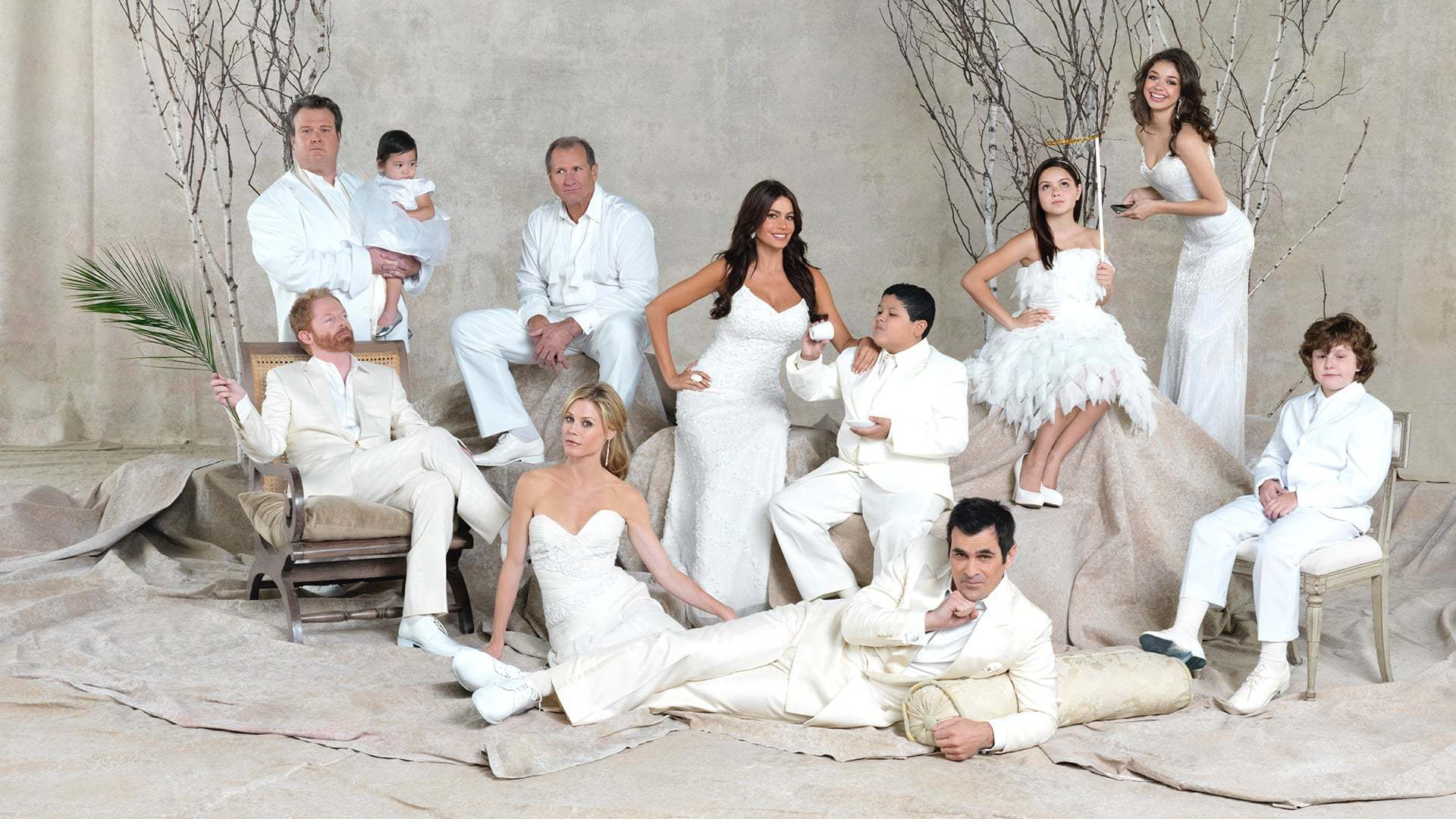 Кадры из фильма Американская семейка Modern Family 2009