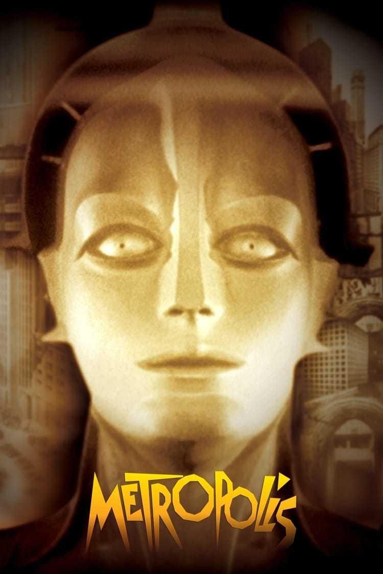 Постер фильма Метрополис Metropolis 1927