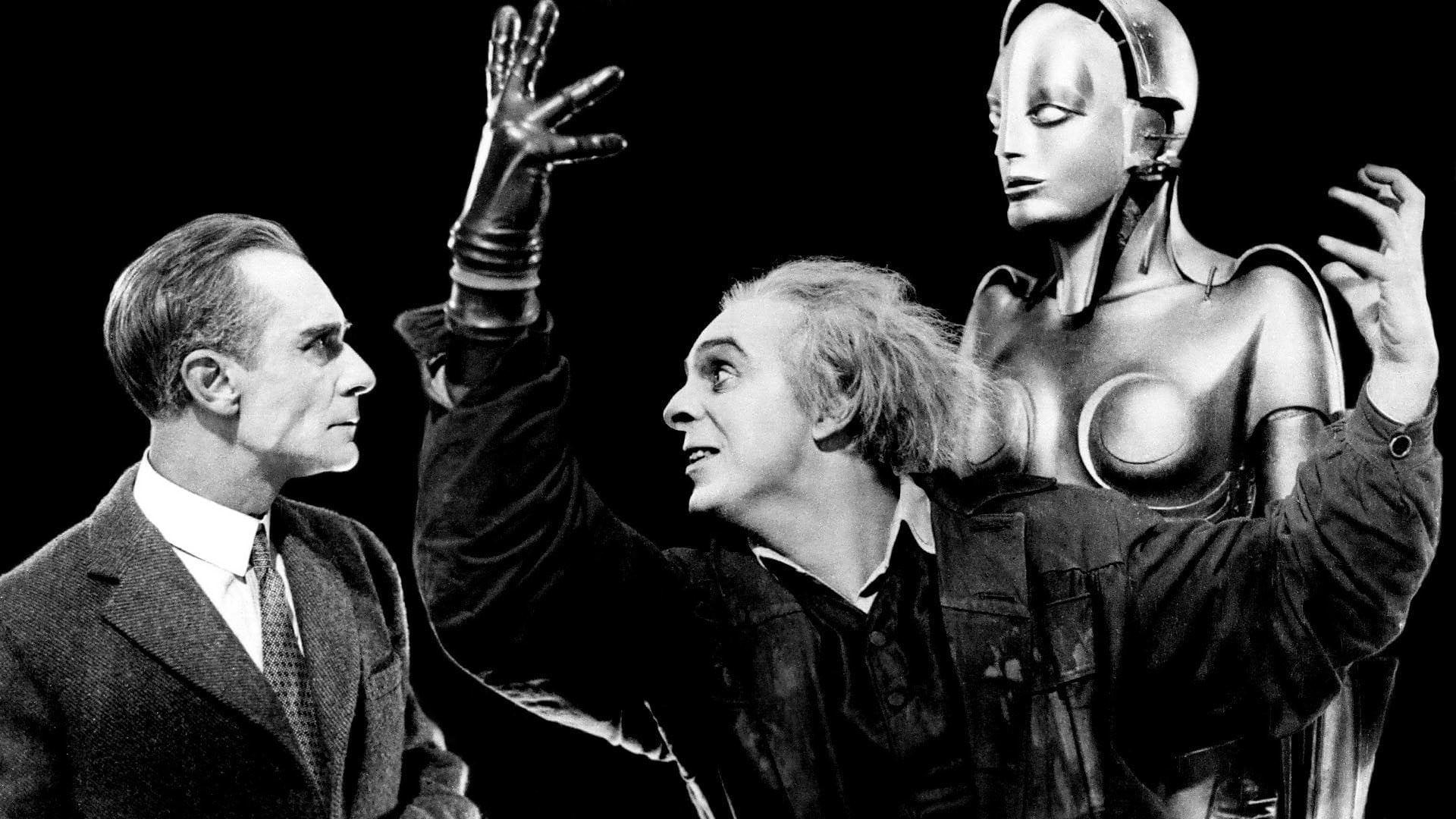 Кадры из фильма Метрополис Metropolis 1927