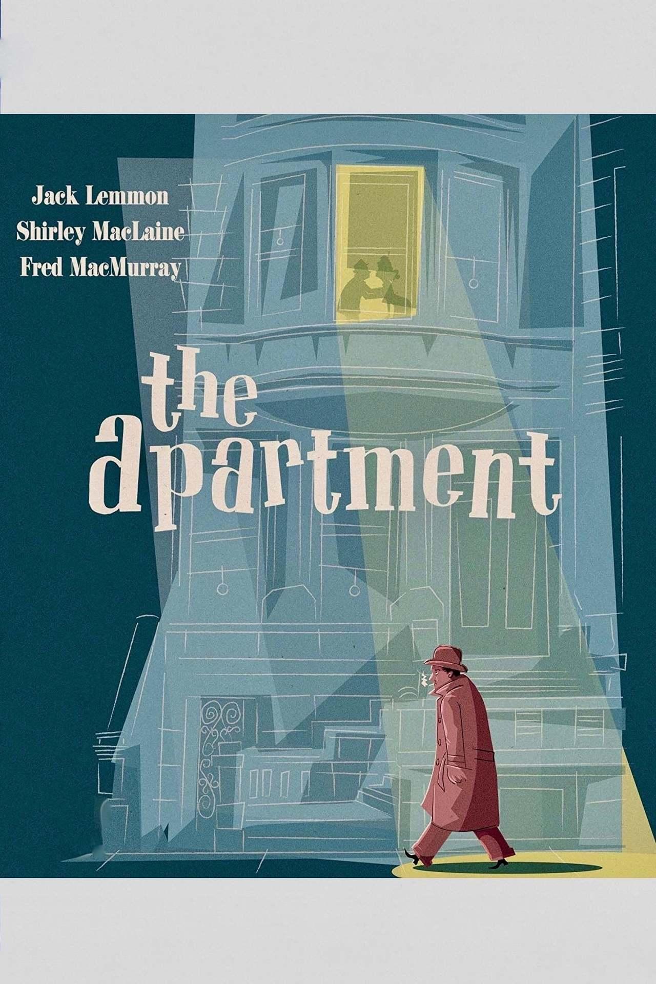 Постер фильма Квартира The Apartment 1960
