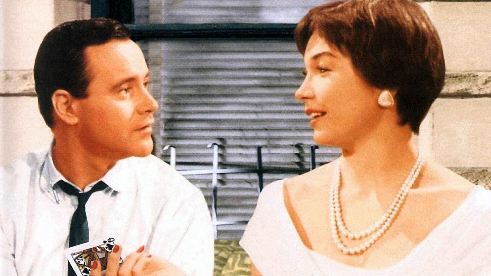 Кадры из фильма Квартира The Apartment 1960