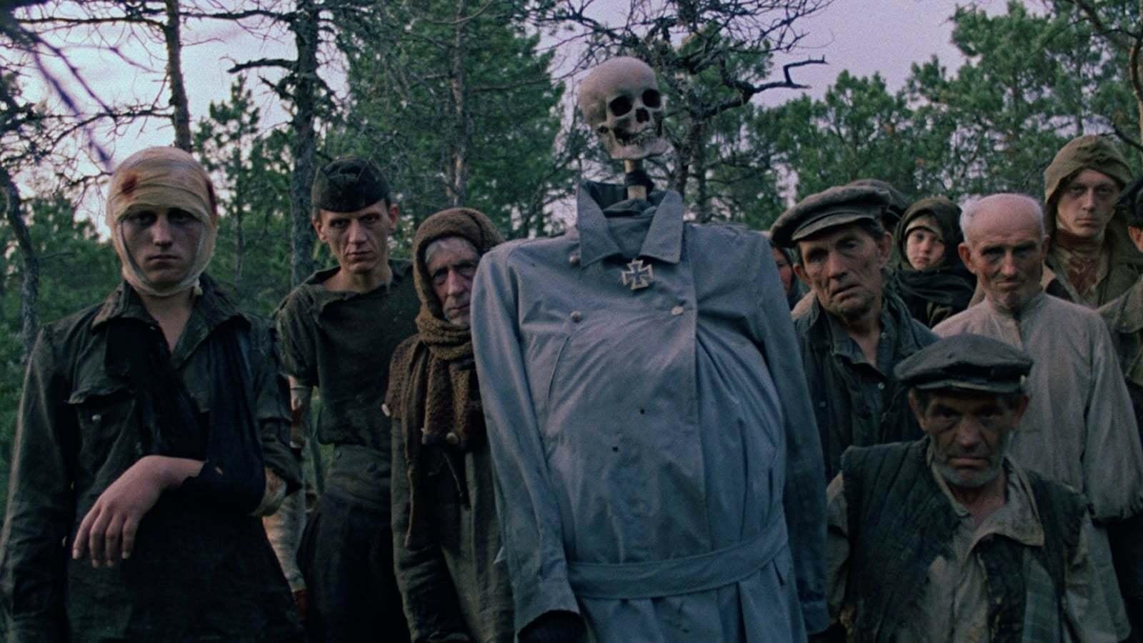 Кадры из фильма  Иди и смотри 1985