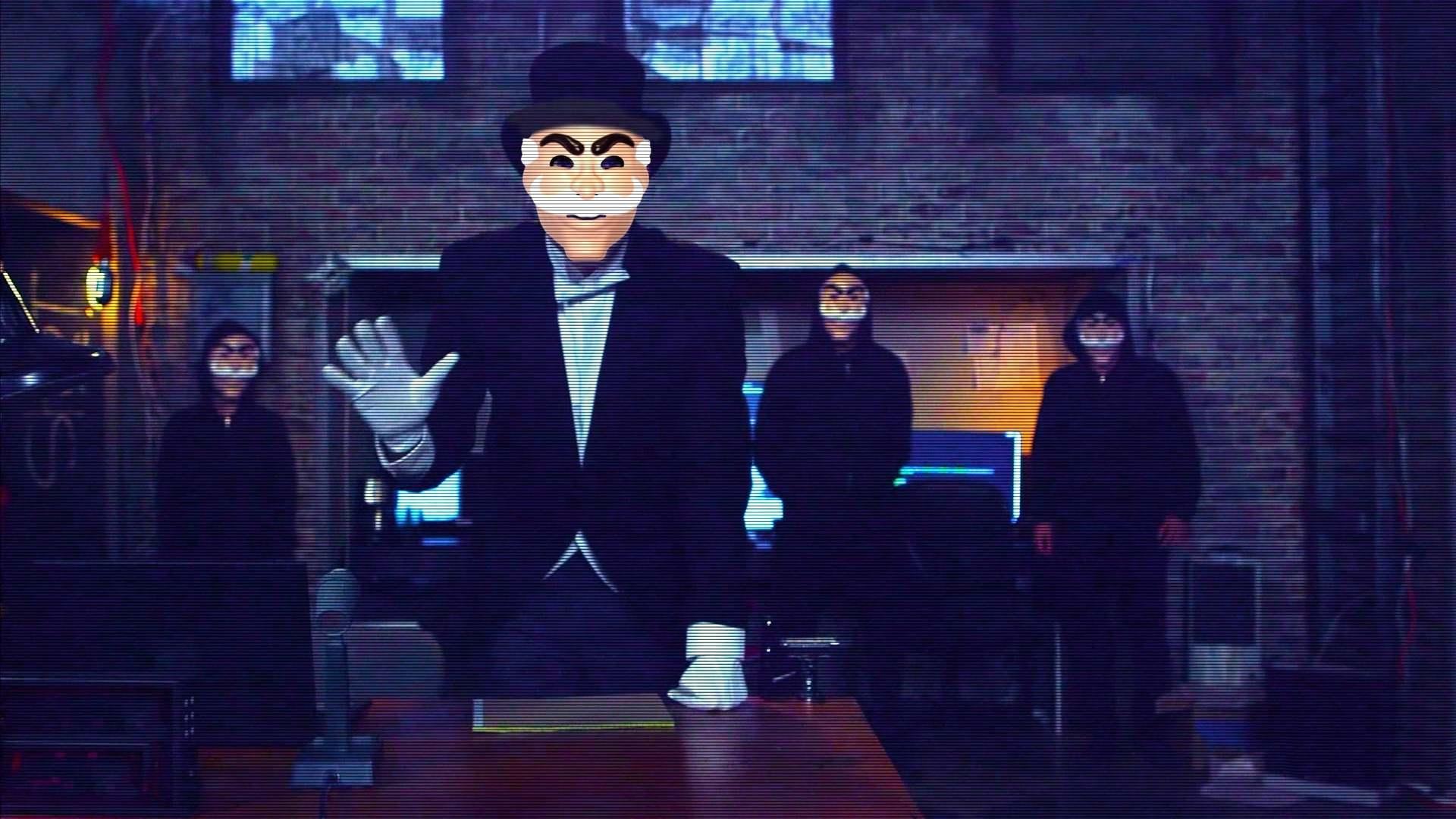 Кадры из фильма Мистер Робот Mr. Robot 2015