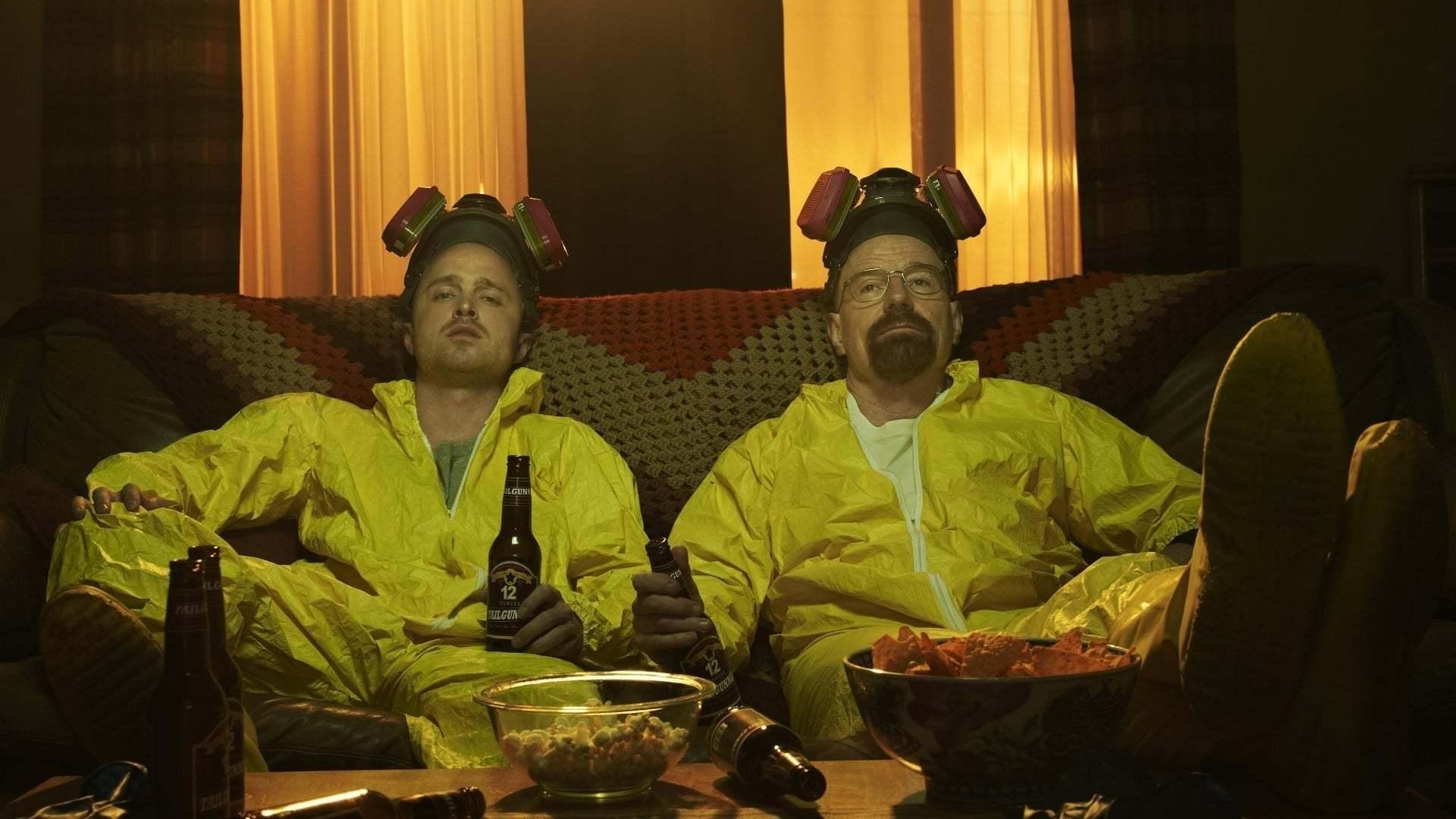 Кадры из фильма Во все тяжкие Breaking Bad 2008