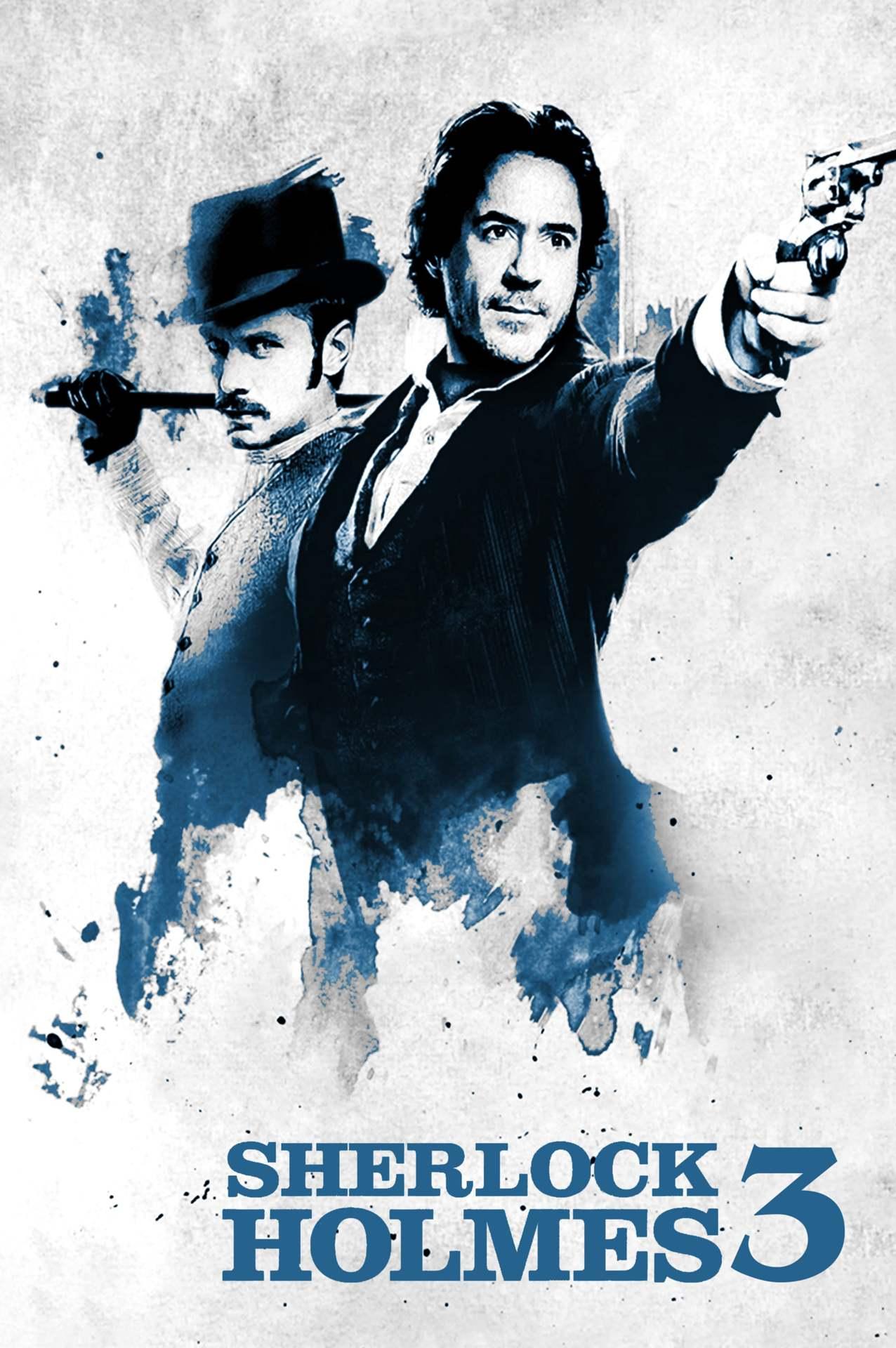 Постер фильма Шерлок Холмс 3 2021