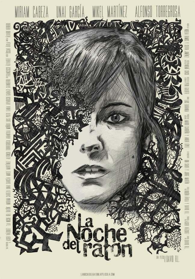 Постер фильма Ночь мышей 2015