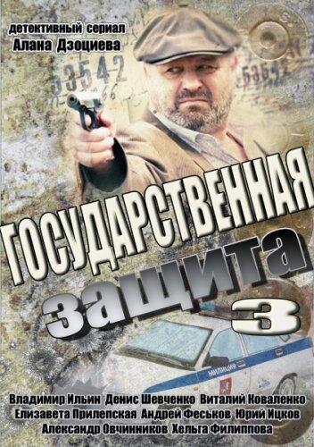 Постер фильма Государственная защита3 2013
