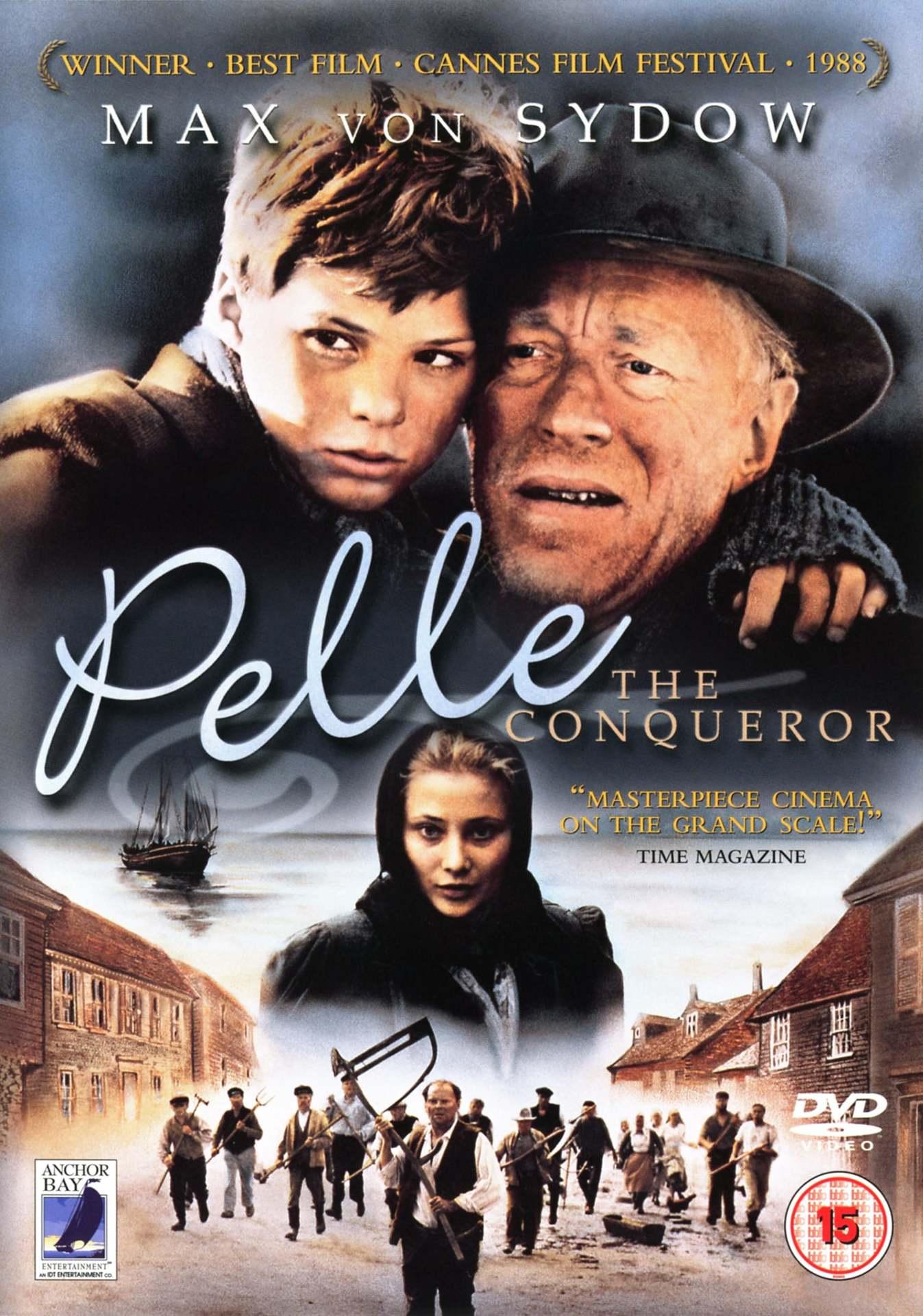 Постер фильма Пелле-завоеватель Pelle erobreren 1987