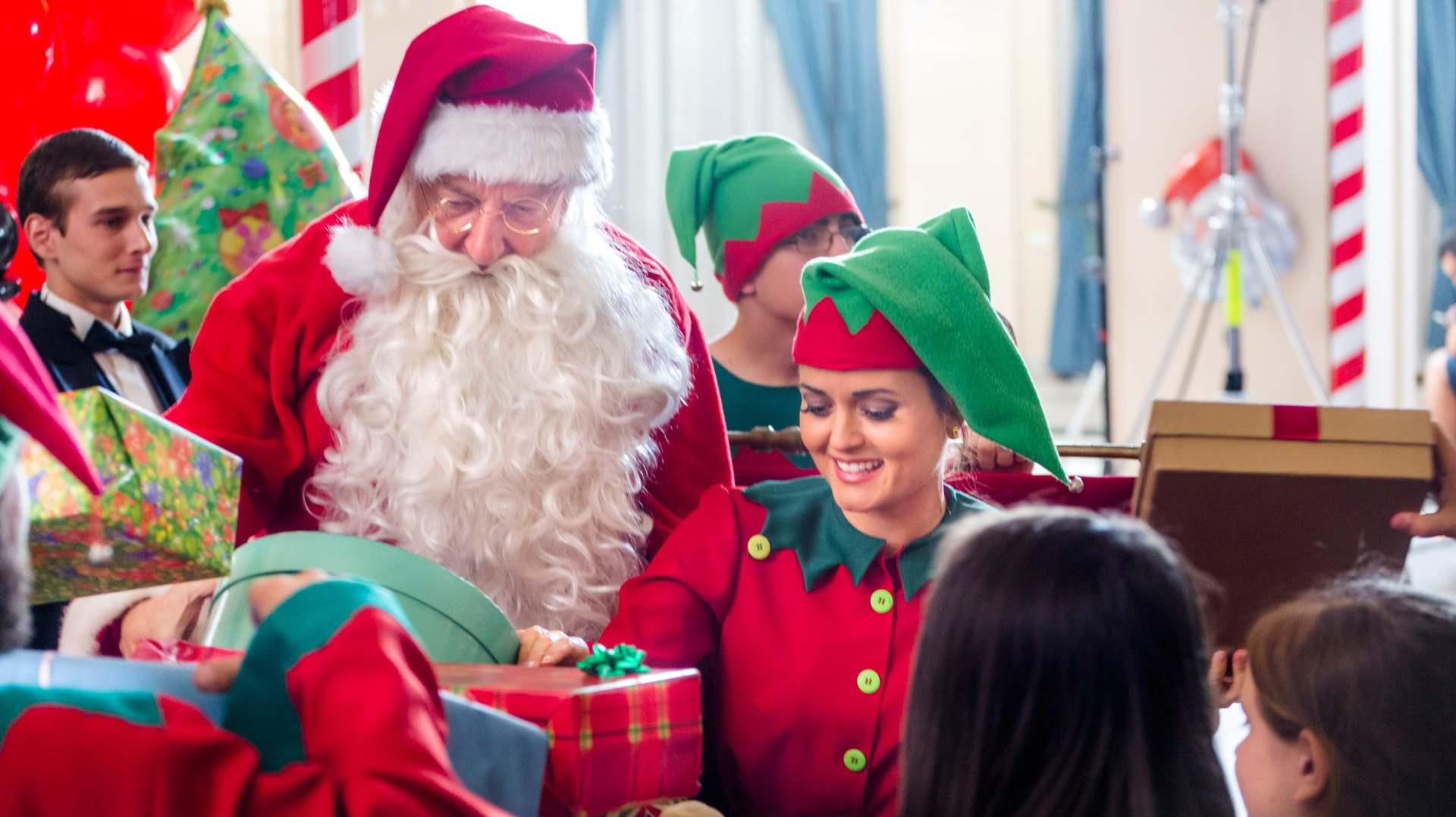 Кадры из фильма Корона на Рождество Crown for Christmas 2015