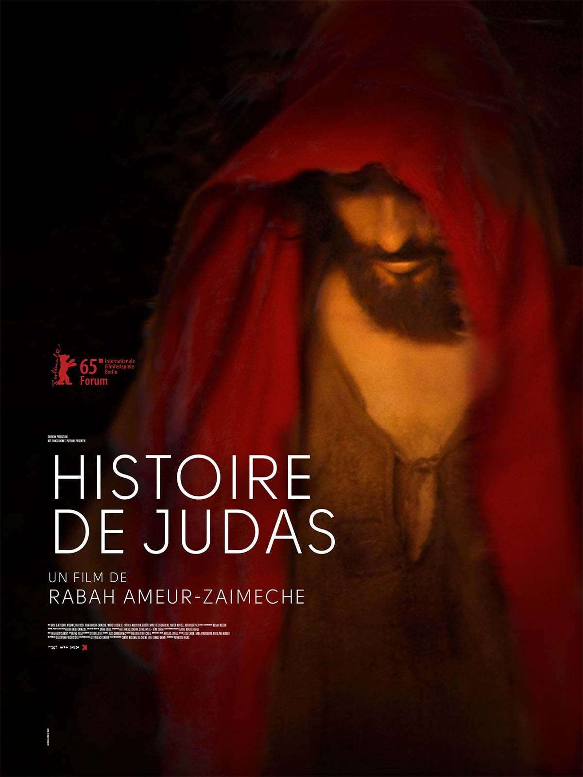 Постер фильма История Иуды 2015