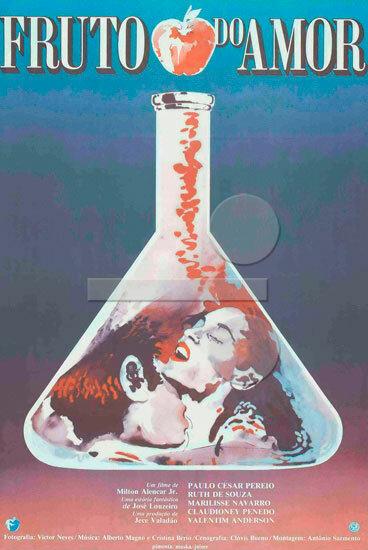 Постер фильма Плоды любви 1981