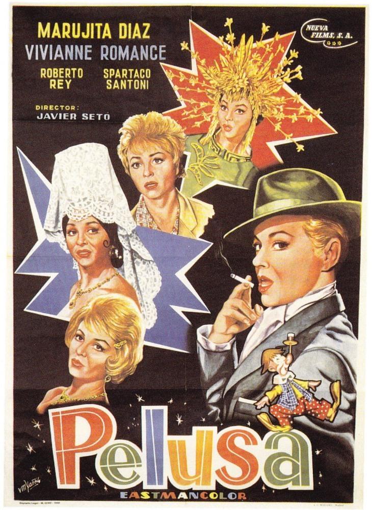 Постер фильма Пелюза 1961