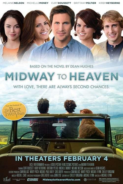 Постер фильма На полпути к небесам Midway to Heaven 2011