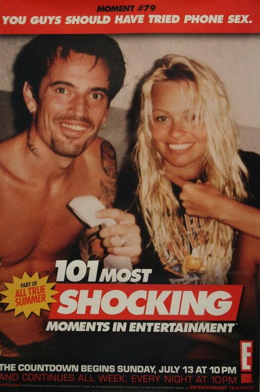 Постер фильма 101 шокирующий момент 2003
