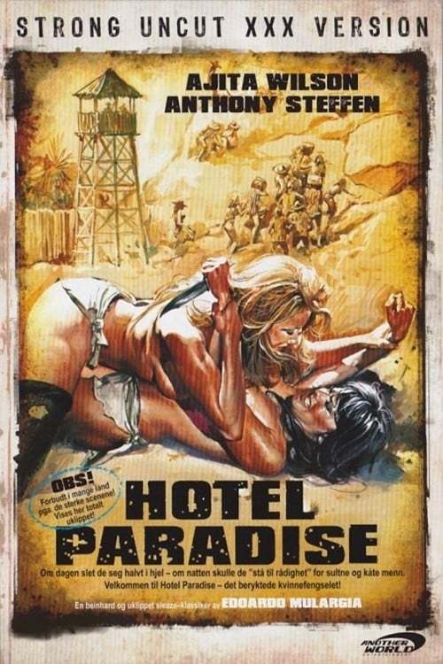 Постер фильма Ориноко: Пленники секса 1980