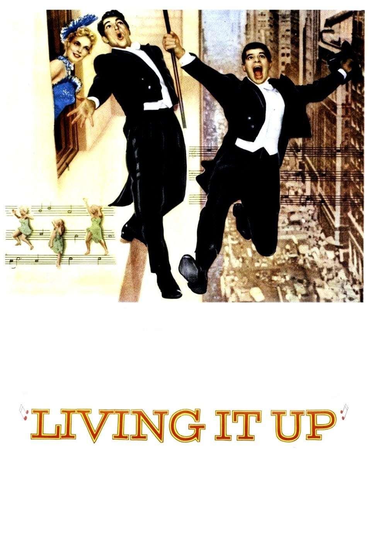 Постер фильма Прожигая жизнь 1954