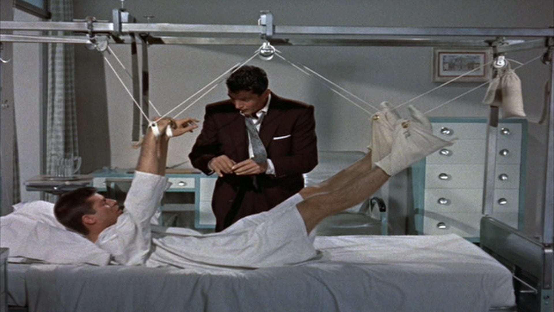 Кадры из фильма Прожигая жизнь Living It Up 1954