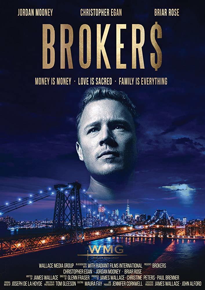 Постер фильма BROKERS 2020