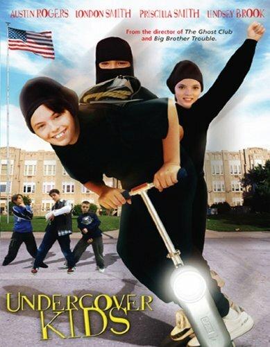 Постер фильма Детки под прикрытием 2004