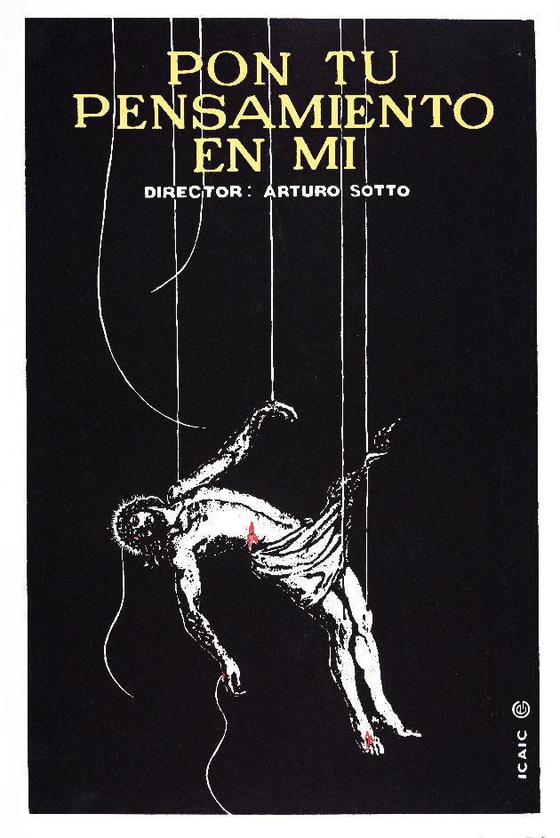 Постер фильма Думай обо мне 1996