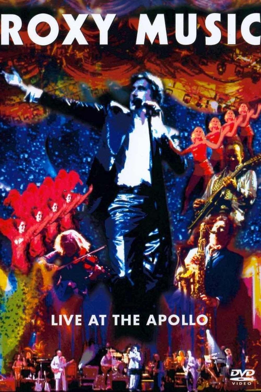 Постер фильма Roxy Music: Live at the Apollo 2003