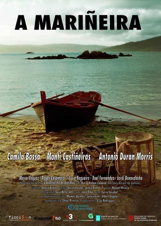 Постер фильма A Mariñeira 2008