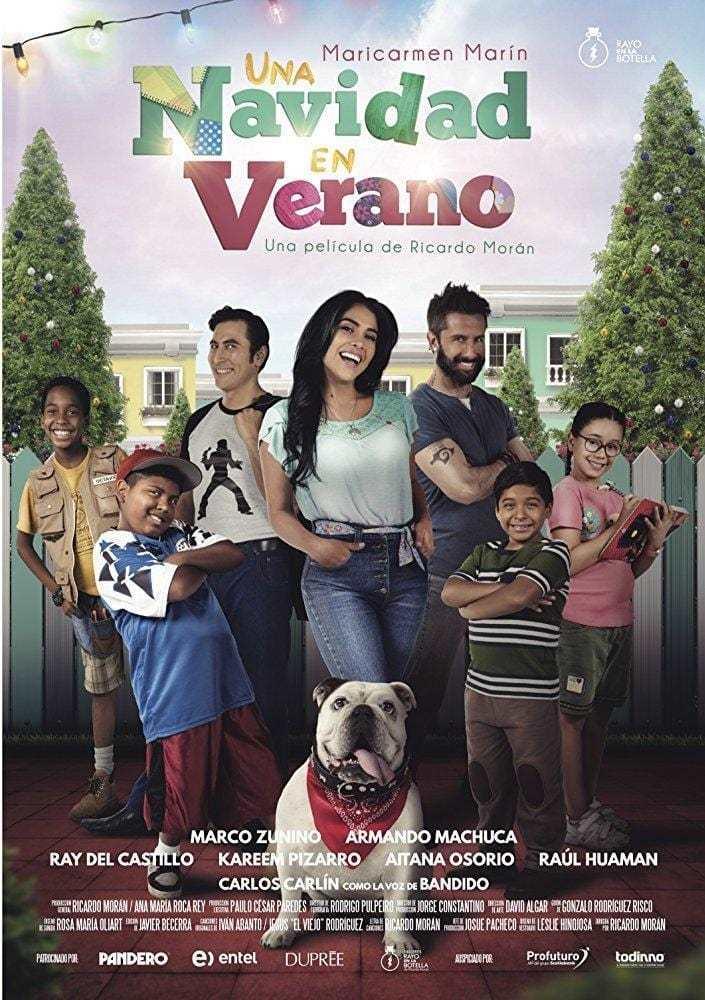Постер фильма Una Navidad En Verano 2017