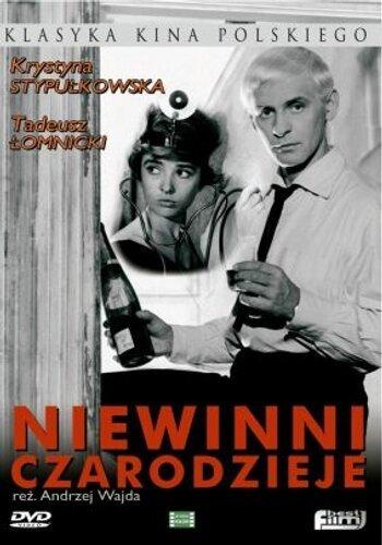 Постер фильма Невинные чародеи 1960