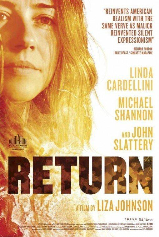 Постер фильма Возвращение 2011