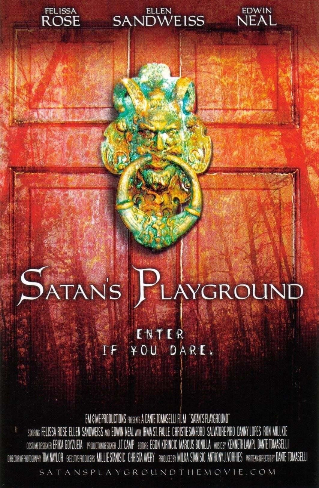 Постер фильма Песочница Сатаны 2006