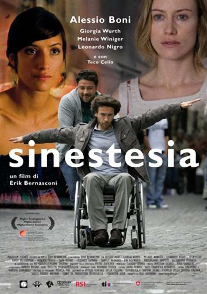 Постер фильма Синестезия 2010