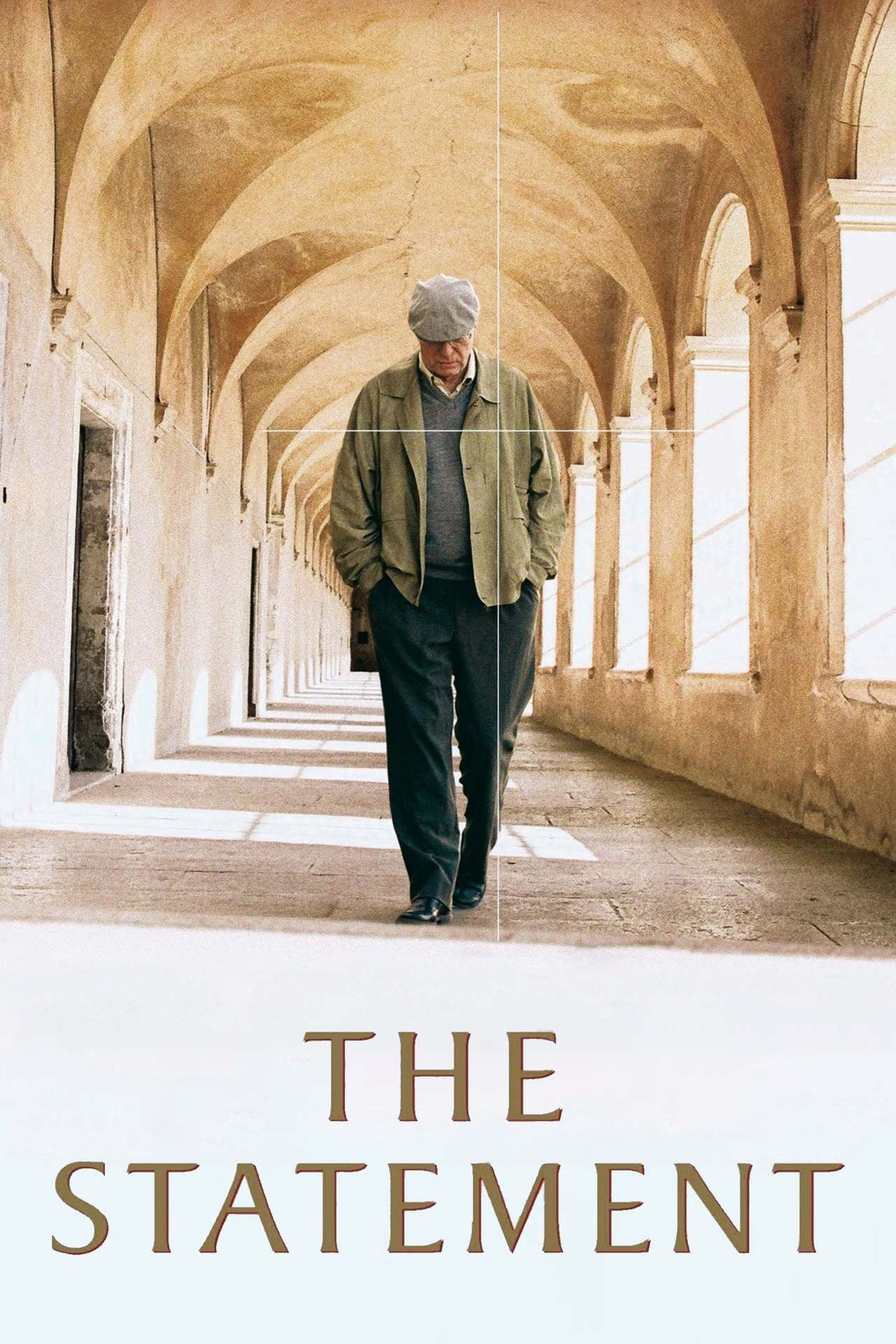 Постер фильма Приговор The Statement 2003