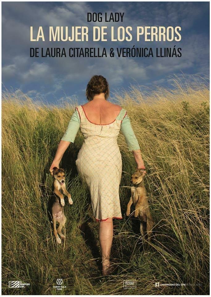Постер фильма Дама с собаками 2015