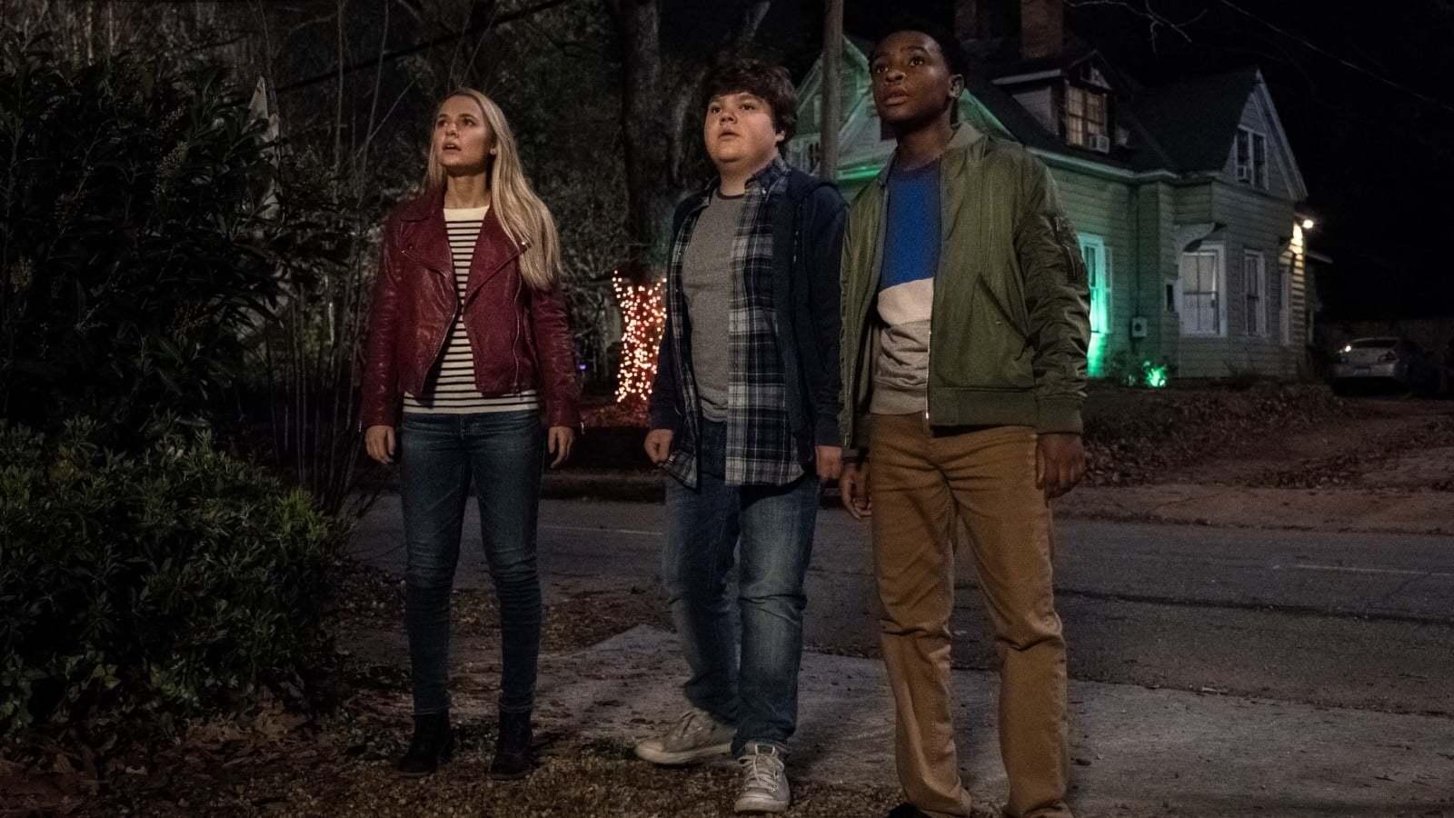 Кадры из фильма Ужастики 2: Беспокойный Хэллоуин Goosebumps 2: Haunted Halloween 2018