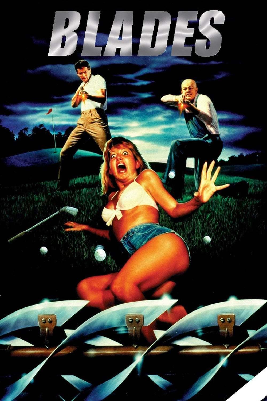 Постер фильма Лезвия 1989