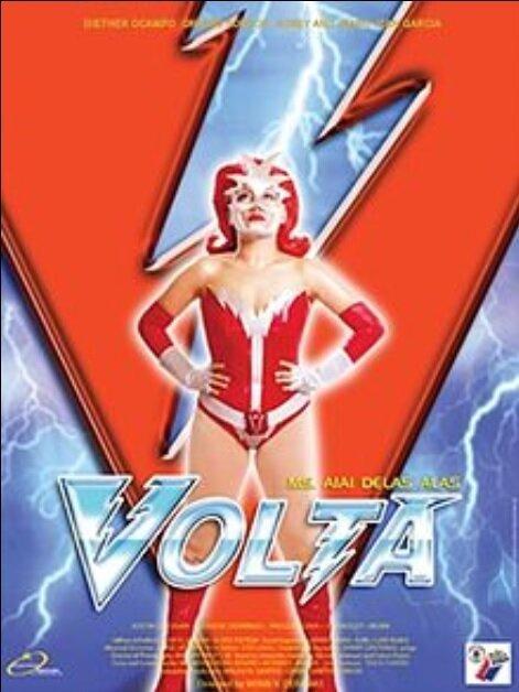 Постер фильма Volta 2004