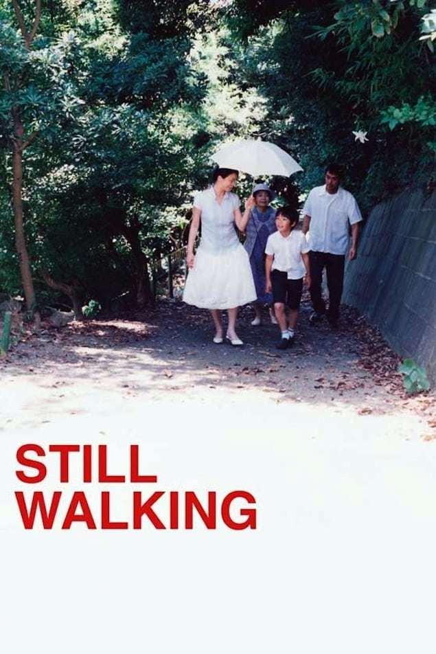 Постер фильма Пешком-пешком 2008