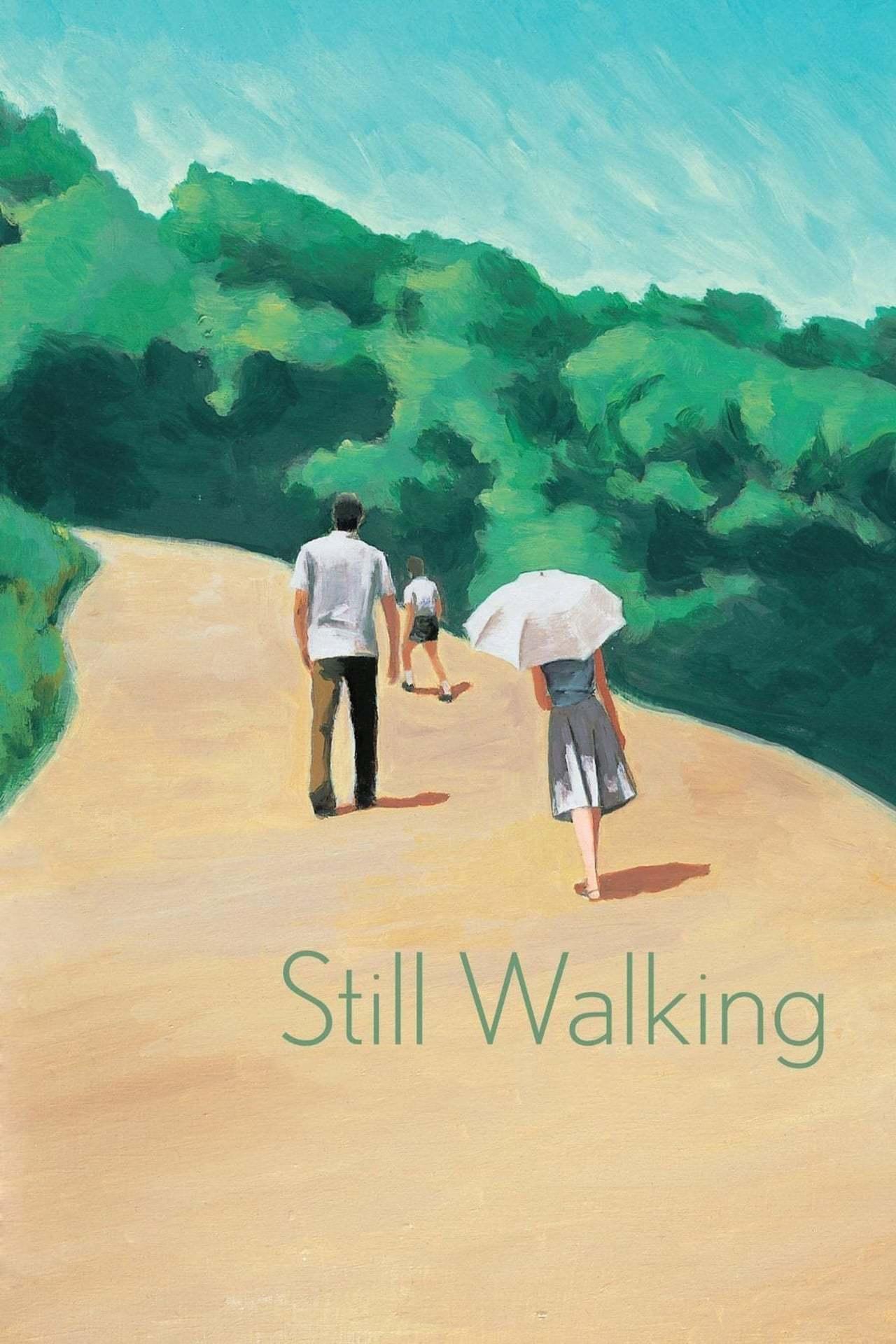 Постер фильма Пешком-пешком Aruitemo aruitemo 2008