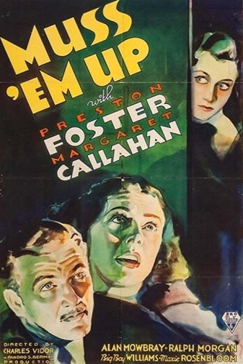 Постер фильма Запутай их всех 1936