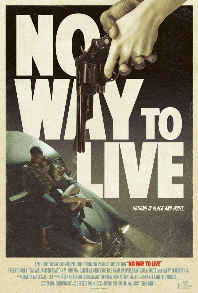 Постер фильма Никакой жизни 2016