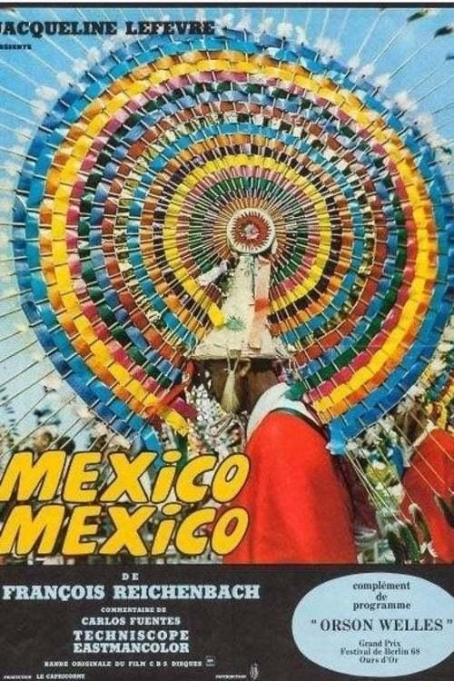 Постер фильма Mexico-Mexico 1968