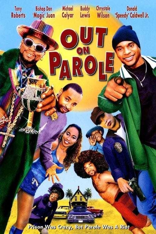 Постер фильма Out on Parole 2004