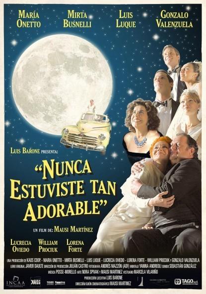 Постер фильма Никогда не были так очаровательны 2009